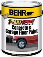 Behr Garage Floor Paint Sealer garage floor covering options paint epoxy mats tile