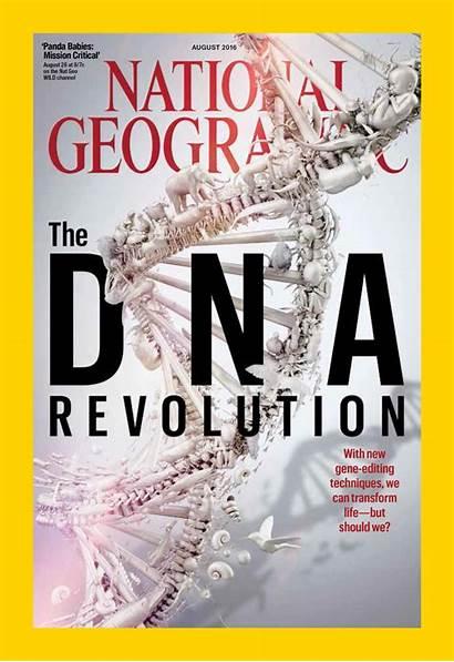 Magazine Geographic National Ami August Geo Nat