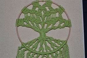 Arbre De Vie Deco : arbre de vie en macram decoration murale deco boheme un grand march ~ Dallasstarsshop.com Idées de Décoration