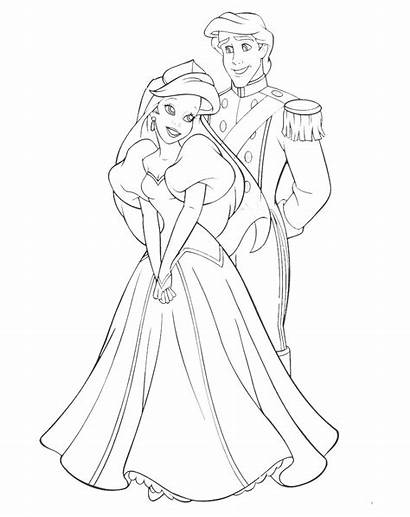Coloring Disney Coloriage Pages Princess Christmas Dessin
