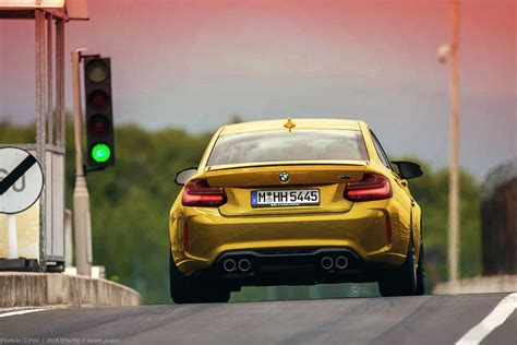 2018 Bmw M2 Facelift Was Accurately Predicted A Few Weeks