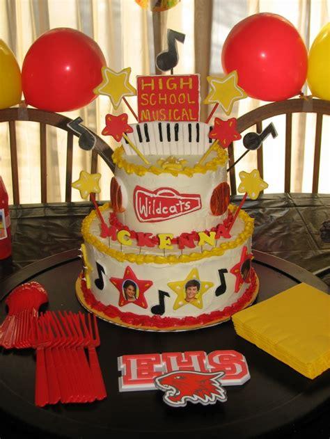 mummy    high school musical cake   berfday