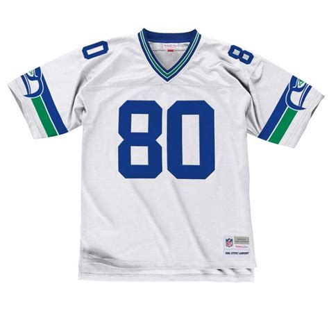 seattle seahawks steve largent mitchell ness throwback