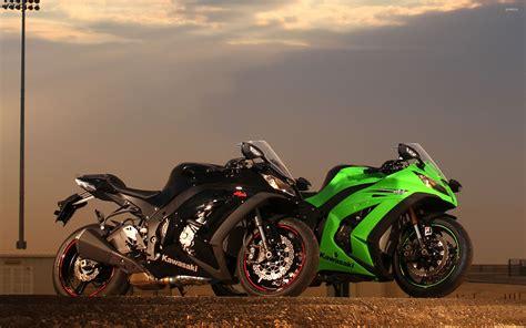 Kawasaki Motorcycle Wallpaper