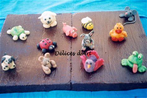 personnages animaux et autres bestioles d 233 corations de g 226 teaux delicesdart