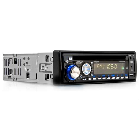Autoradio Cd Mp3player Car Hifi Radio Usbanschluss Sd