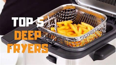 fryer deep fryers
