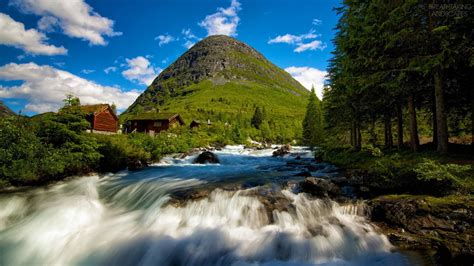 Mountain  Breathtaking Landscapes