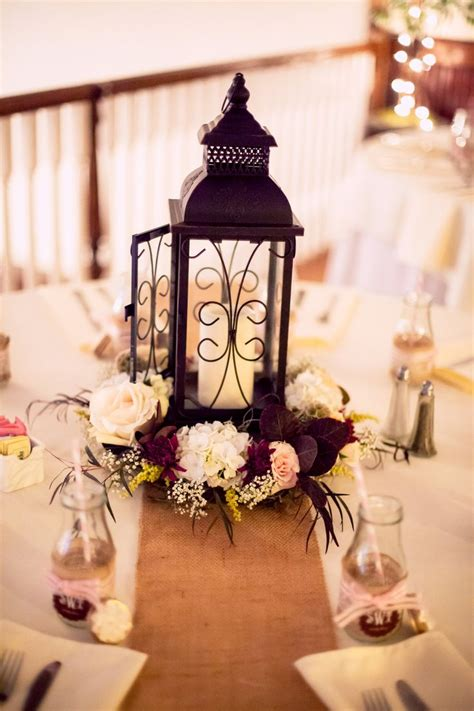 25 Best Ideas About Fall Lantern Centerpieces On