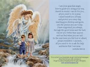 Guardian Angel Poems