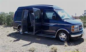 Purchase Used 1999 Gmc 1500 Savana Van With Deluxe