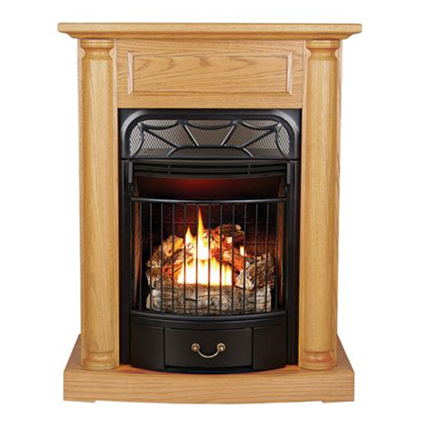 vent free gas fireplace small vented gas fireplace fireplaces