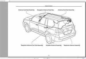 Lexus Gisc Workshop Manual  U0026 Electrical Wiring Diagram