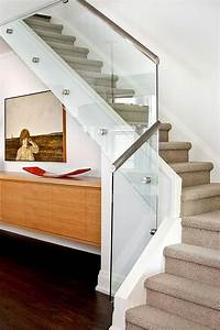 Interior & Architecture Designs Glass Railings With