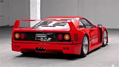 Epic Lineup of Ferrari Models Revealed for Salon Prive ...