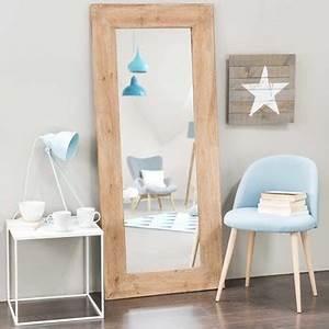 Miroir 160 Cm : miroir design miroir psych miroirs en bois ou en m tal maisons du monde ~ Teatrodelosmanantiales.com Idées de Décoration