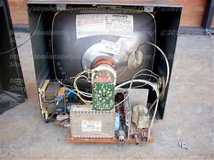 Obsolete Technology Tellye    Philips 12tx3002   00s