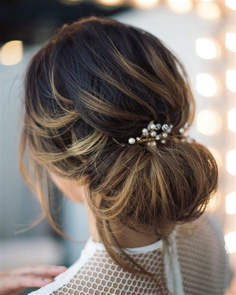 inspiring wedding hairstyles  steph  instagram page      day