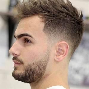 Coupe De Cheveux Homme Tendance : coiffure tendance pour homme 2017 coupe de cheveux ~ Dallasstarsshop.com Idées de Décoration