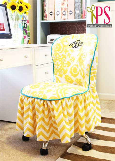office chair slipcover office chair slipcover tutorial and slipcover tips