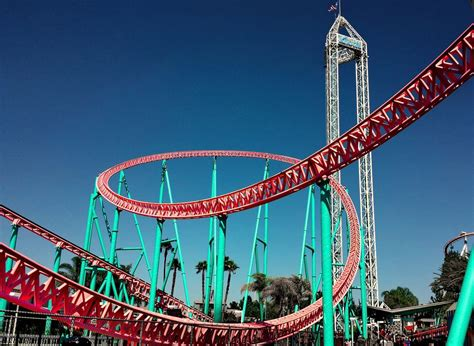 world roller coaster the world s fastest roller coasters