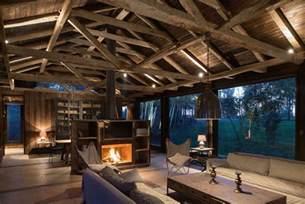 cave bathroom ideas rustic barn house in chile