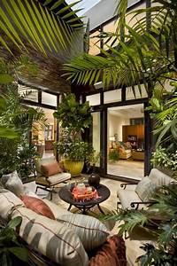 Plantes D Hiver Extérieur Balcon : d coration ext rieur pour balcon et v randa en 62 id es ~ Nature-et-papiers.com Idées de Décoration