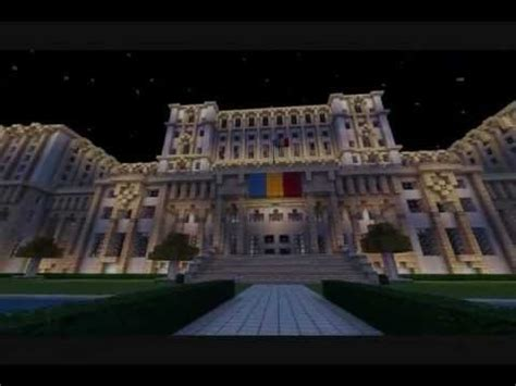 minecraft palace   parliament part  youtube