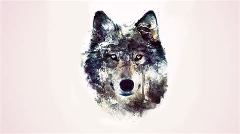 Abstract Wolf Wallpaper by Abstract Wolf Wallpaper 72 Images