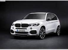 BMW M Performance Zubehör Erste Fotos, BMW X5 F15 mit