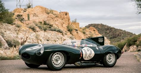 Behind The Scenes On Our 1954 Jaguar D-type Film