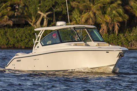 Pursuit Boats Dual Console by 2017 Pursuit Dc 295 Dual Console Power Boat For Sale Www