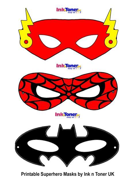 printable mask printable masks for day inkntoneruk