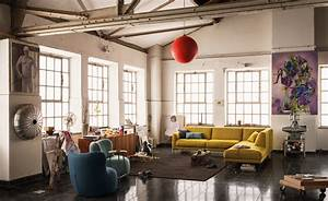 Möbel Und Wohnen : modernes wohnen im loft ~ Sanjose-hotels-ca.com Haus und Dekorationen