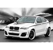 Sports Cars BMW X6 Wallpaper