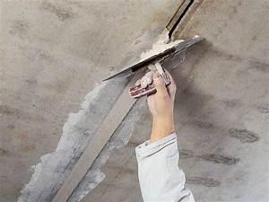Enduit De Lissage Au Rouleau Pour Plafond : parachevement glaesener betz ~ Premium-room.com Idées de Décoration