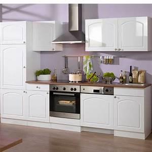 Beistelltisch Weiß Landhaus : komplett k che light in wei im landhausstil ~ Watch28wear.com Haus und Dekorationen