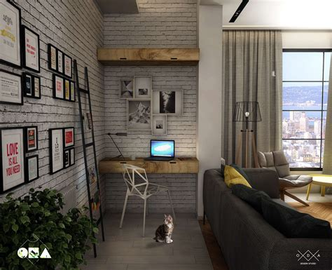 petit bureau pc 20 idées pour agencer et décorer un bureau
