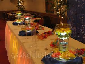 caribbean themed wedding ideas corporate events grand illusions