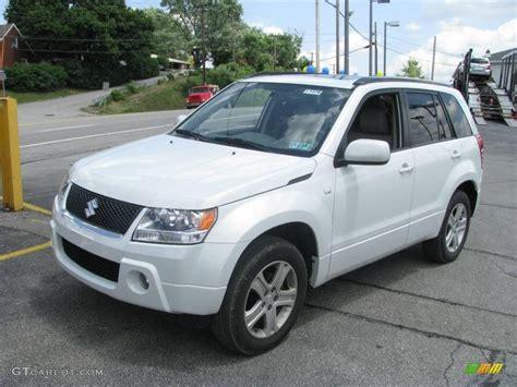 2006 Suzuki Grand Vitara by 2006 White Pearl Suzuki Grand Vitara Luxury 4x4 14367843