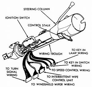 Ford F53 Steering Column Wiring Diagram