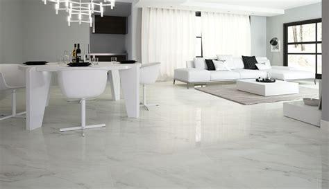White Porcelain Tile Kitchen Calacatta \\u003cb