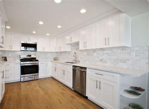 white shaker cabinets premium cabinets