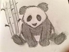 Cute Panda Bear Drawings Sketches