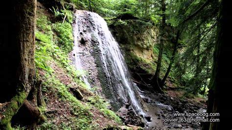 cascade du mont dore cascades d auvergne cascade du rossignolet mont dore 63