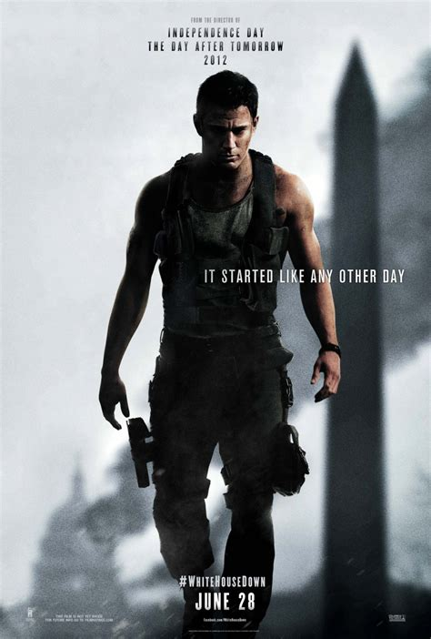 'white House Down' Trailer  Channing Tatum Must Save