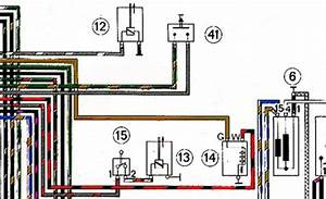 Porsche 911 Thermo Time Switch Wiring Diagram