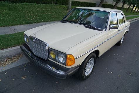 We did a thorough cosmetic and mechanical restoration on this coupe 3.5 years ago when it had 61k miles. 1983 Mercedes-Benz 300D TURBO DIESEL WITH 44K ORIG MILES 300 D Stock # 878 for sale near ...