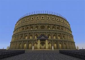 The Colosseum Minecraft Project