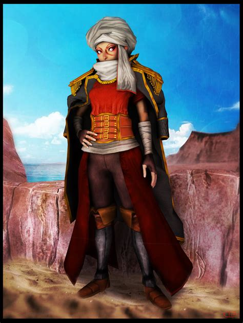 Gerudo Pirate Undyingnephalim Deviantart